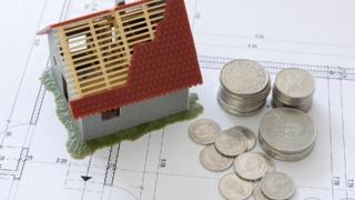 家とお金と設計図